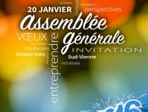 Compte rendu de l'assemblée générale du CESV le 20 janvier 2016