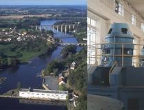 19 octobre 2016 – Visite du barrage de la Roche