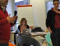 Nouvelle République : Réunion de lancement de l'espace coworking