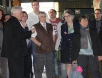 Nouvelle République : Le CESV fait son «after work» dans la cité