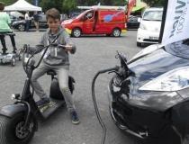 Nouvelle République : NAME à Montmorillon : le Salon de la fée mobilité