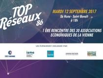 Le 12 septembre, le CESV participera à la Soirée TOP Réseaux 86