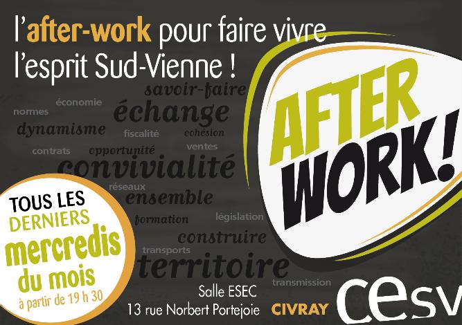 AFTERWORK & Rencontre avec la Banque de France