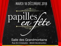 """""""Papilles en fête"""" le 18 décembre à Montmorillon"""