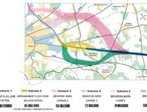 RN 147 – Concertation autour de l'aménagement de la sortie Sud-Est de Poitiers