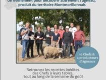 Agneau vs Maroilles, l'improbable rencontre…. du 7 au 10 octobre