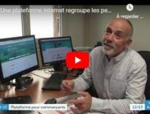 France 3 – Une plateforme internet regroupe les artisans, commerçants, entrepreneurs du Sud Vienne pour consommer local